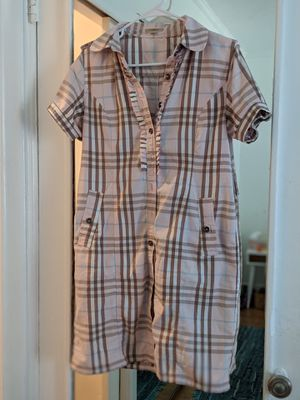 Burberry shirt-dress for Sale in Miami, FL