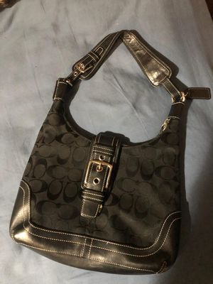 Authentic Coach Purse for Sale in Entiat, WA