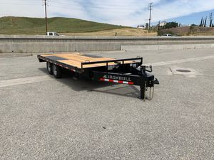 New 102x18 Ironbull Deck-Over Trailer * 14,000 GVWR * for Sale in Redlands, CA