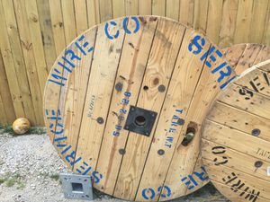 Industrial cable spools for Sale in Lawrenceville, GA