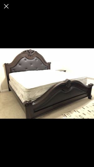BRAND NEW MANSION COLLECTION BEDROOM SET!!! DELIVERY & ASEMBLY INCLUDED for Sale in Atlanta, GA