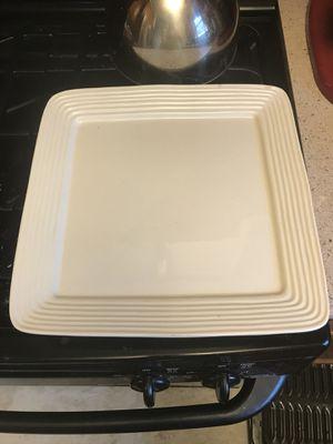 Plate and bread basket for Sale in Reston, VA