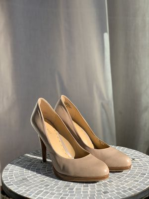 Nine West | Taupe Leather Heel for Sale in Hayward, CA