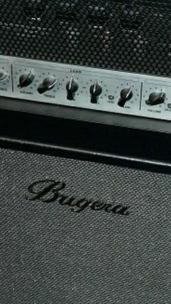 Bugera 6262 Infinium 120w Head With 2x12 Cab for Sale in Nashville,  TN