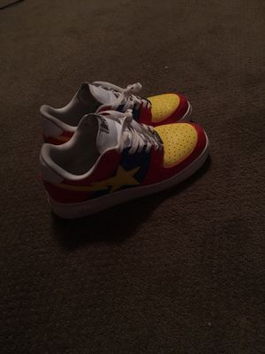 Bape sneakers for Sale in Monroeville, PA
