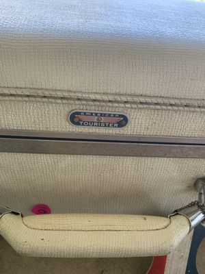 Old hard case suitcase for Sale in Huntington Beach, CA