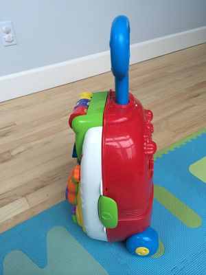 Kid music sound toy travel case for Sale in Seattle, WA