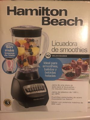 Hamilton Beach Smoothie Blender for Sale in Baldwin Park, CA
