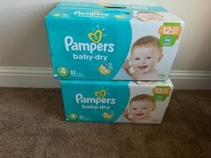 Pampers for Sale in Bakersfield, CA