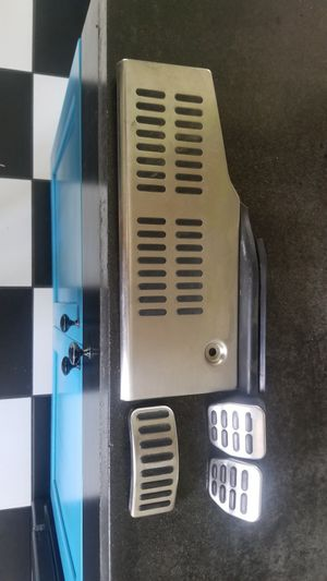 Audi tt pedal covers for Sale in Fresno, CA