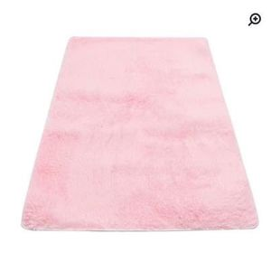 Pink Fluffy Rug for Sale in Winter Haven, FL