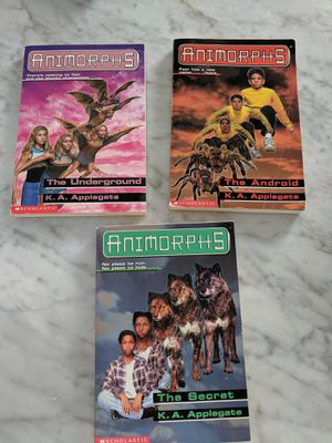 Animorphs Books for Sale in Yorkville, IL