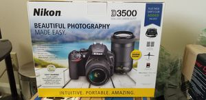 Nikon D3500 Digital Camera for Sale in Nashville, TN