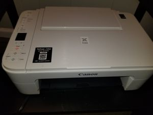 Printer and scanner canon for Sale in Greenville, SC