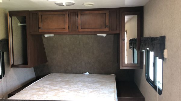 2013 PROW CAMPER TRAILER