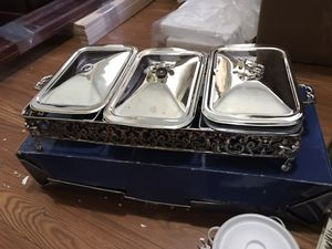 Silver Banquet Servers for Sale in Houston, TX