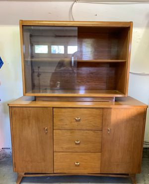 Vintage Midcentury bar cabinet for Sale in La Mirada, CA