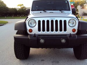 Asking$16OO Jeep Wrangler Unlimited 2OO7 CLEAN TITLE for Sale in Washington, DC