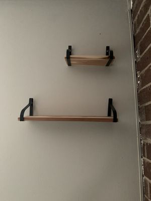 5 Wall shelves . for Sale in Framingham, MA