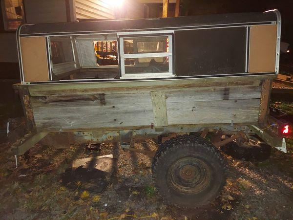 Home made trailer