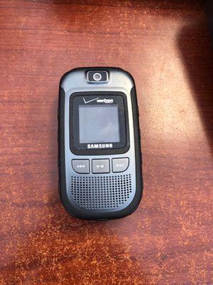 Verizon flip phone Samsung u640 for Sale in Las Vegas, NV