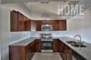 Kitchen granite & cabinets for Sale in Houston, TX