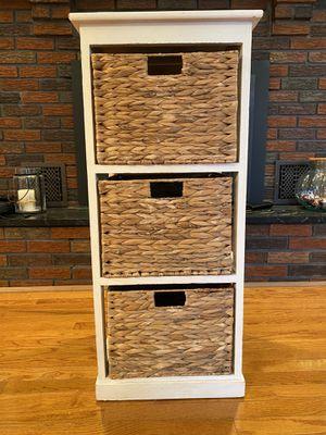 White Cube Storage Organizer for Sale in Verona, NJ