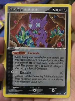 2005 Holographic Sableye for Sale in Los Angeles, CA