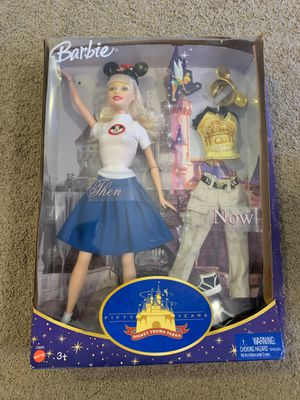 Disney Barbie then and now for Sale in FL, US