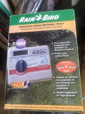 Rain Bird ISA 304 Sprinkler Timer for Sale in Anaheim, CA