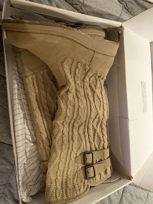 Aldo women boots for Sale in Morton Grove, IL