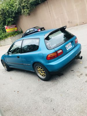 1993 Honda Civic Hatch vx for Sale in St. Louis, MO