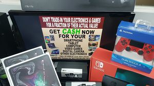 I NEED NINTENDO SWITCH AND APPLE IPAD PRO for Sale in Davie, FL