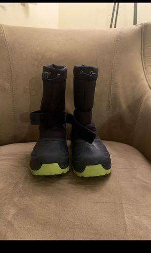 Kids winter snow boots for Sale in Arlington, VA