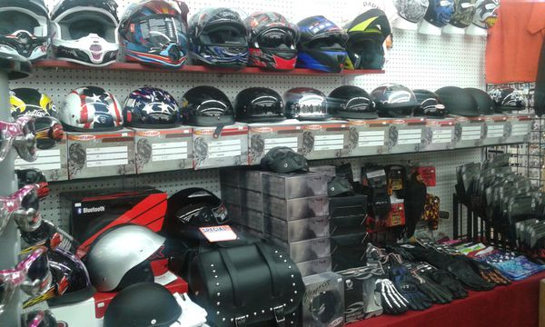 Motorcycle Gear and accessories