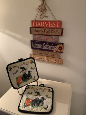 Sweet fall bundle for Sale in Bloomsburg, PA