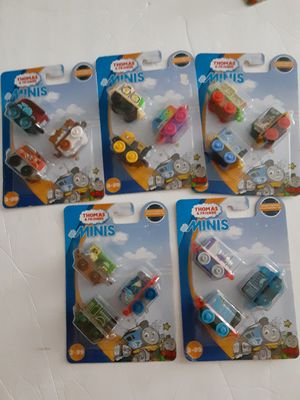 Thomas & Friends MINIS 4 Pack_Lot of 15 for Sale in Doral, FL