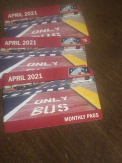 Passes for Sale in North Providence, RI