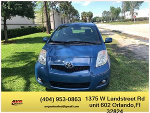 2011 Toyota Yaris for Sale in Orlando, FL