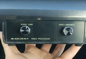 Archer Audio / Video Signal Enhancer Cat. NO. 15-1955A for Sale in Huntsville, TX