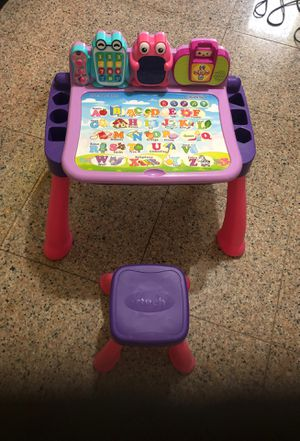 Used, Kids V Tech Learning Station for Sale for sale  Queens, NY