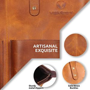 Tote bags for women - brown - handmade - genuine leather bags for Sale in Orange, CA