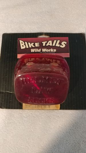 Vintage Motorcycle Tail light Cover $18.00 for Sale in Grove City, OH