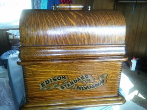 🌷WANTED🌹Edison Cylinder Phonograph or Parts and Cylinder Records for Sale in Moriarty, NM