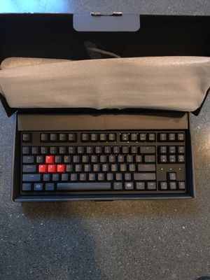 Compact mechanical keyboard - cooler master - masterkeys s for Sale in San Francisco, CA