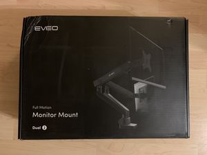 Eveo dual monitor arm mount new in box for Sale in North Hollywood, CA