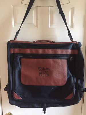 Wilson NFL Travel Garment Bag for Sale in Ashburn, VA