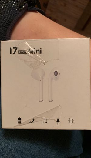 i7 Tws ear buds for Sale in Jodie, WV