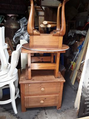 3 Old solid wood tables for Sale in New Port Richey, FL