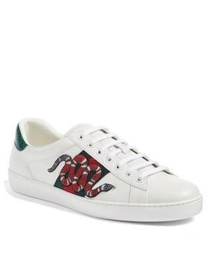 Gucci Snake Sneakers for Sale in Seattle, WA